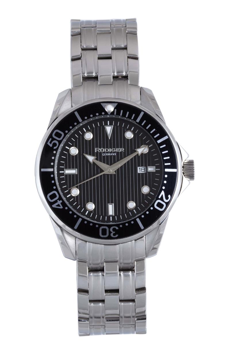 Rüdiger Men's R2000-04-007 Chemnitz Collection Watch