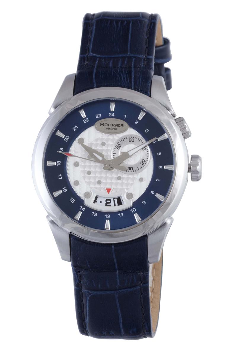 Rüdiger Men's R6000-04-003 Konstanz Collection Watch